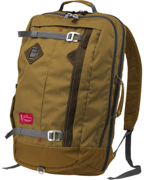 Browning Heritage Jackson Carry-On Travel Pack, Taupe, hi-res