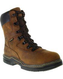 """Wolverine Men's Marauder 8"""" Work Boots, , hi-res"""