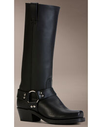 Frye Women's Harness 15R Boots - Square Toe, , hi-res