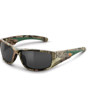 Mossy Oak Men's Break-Up Infinity® Camouflage Razorback Sunglasses, Camouflage, hi-res