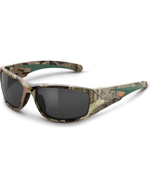 Mossy Oak Men's Break-Up Infinity® Camouflage Razorback Sunglasses, Camouflage, hi-res