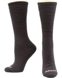 Ariat Men's Micro Modal Uniform Socks - Two Pack, , hi-res