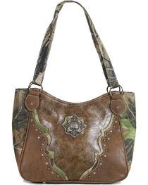 Way West Women's Camo Concealed Carry Handbag, , hi-res