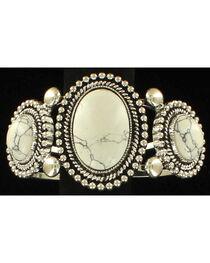 M & F Western Women's Stone Stretch Bracelet, , hi-res