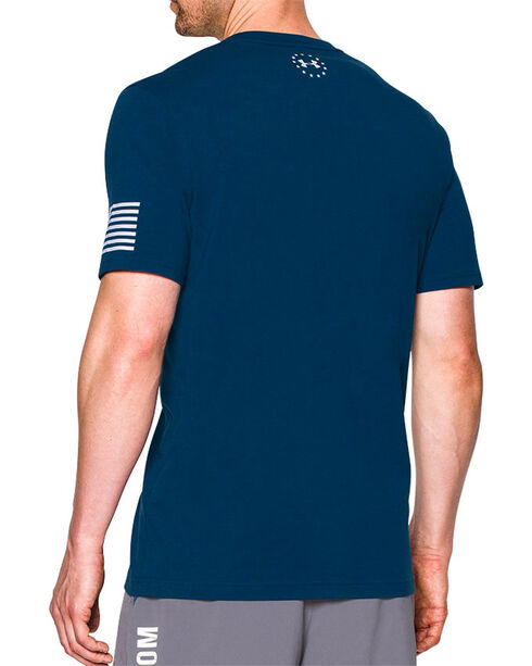Under Armour Men's I Served Short Sleeve T-Shirt, Black, hi-res