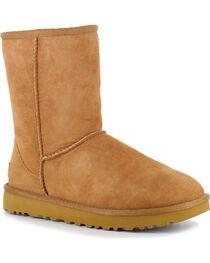 UGG® Women's Water Resistant Classic II Short Boots, , hi-res