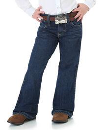 Wrangler Toddler's Premium Patch Jeans, , hi-res