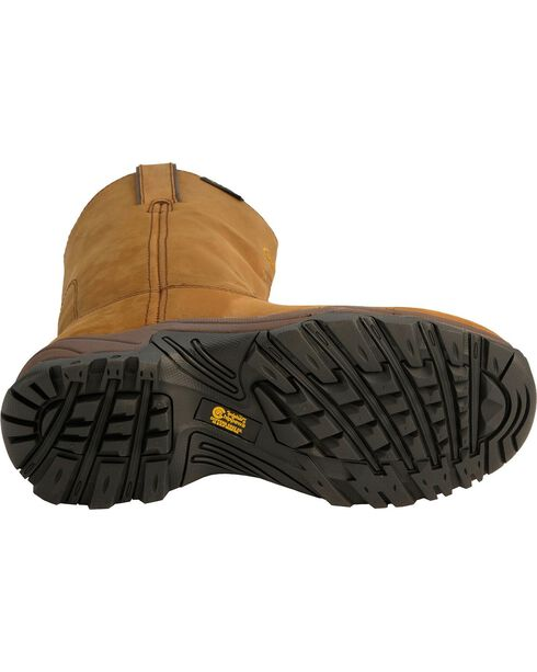 Chippewa Men's IQ Composition Toe Work Boots, Bay Apache, hi-res