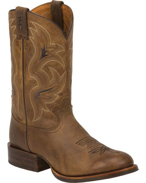 Tony Lama Men's Lockhart 3R Stockman Boots, , hi-res
