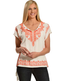 Ariat Women's Joyce Tunic Top , , hi-res