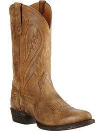 Ariat Men's Cut Loose Western Boots, , hi-res