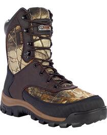 Rocky Men's Camo Waterproof Hiking Boots, , hi-res