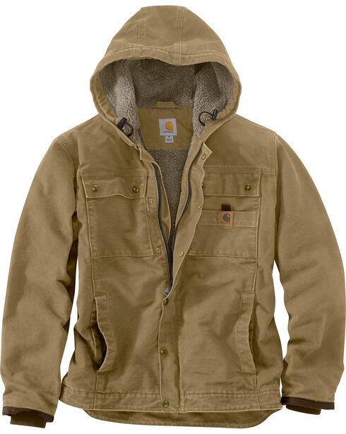 Carhartt Men's Bartlett Jacket - Big & Tall, Moss Green, hi-res