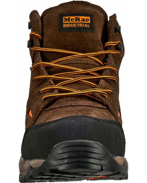 McRae Men's Composite Toe Hiking Boots, Brown, hi-res