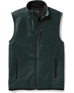 Filson Men's Forest Green Ridgeway Fleece Vest , Forest Green, hi-res