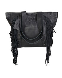 STS Ranchwear Black Annie Oakley Tote , , hi-res