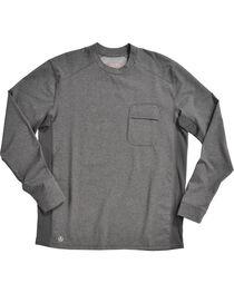 American Worker® Men's Execute Performance Crew Shirt , , hi-res