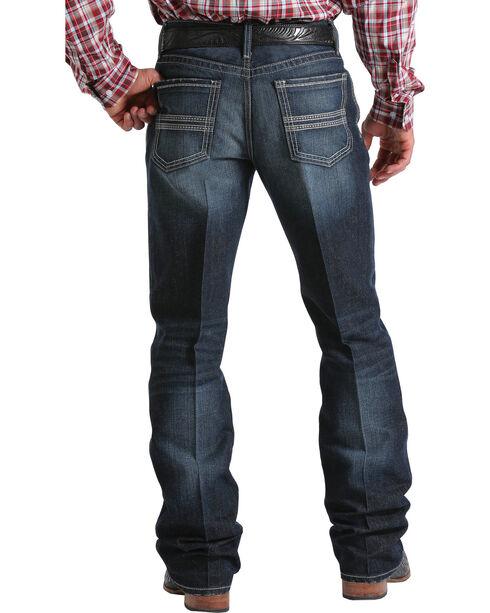 Cinch Men's Indigo Grant Mid-Rise Relaxed Fit Jeans - Boot Cut , Indigo, hi-res