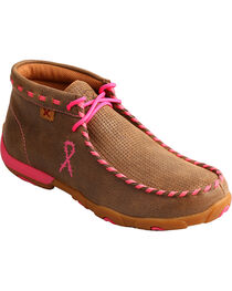 Twisted X Boots Women's Driving Moccasins, , hi-res