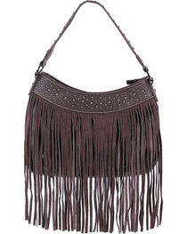 Montana West Women's Trinity Ranch Fringe Handbag, , hi-res