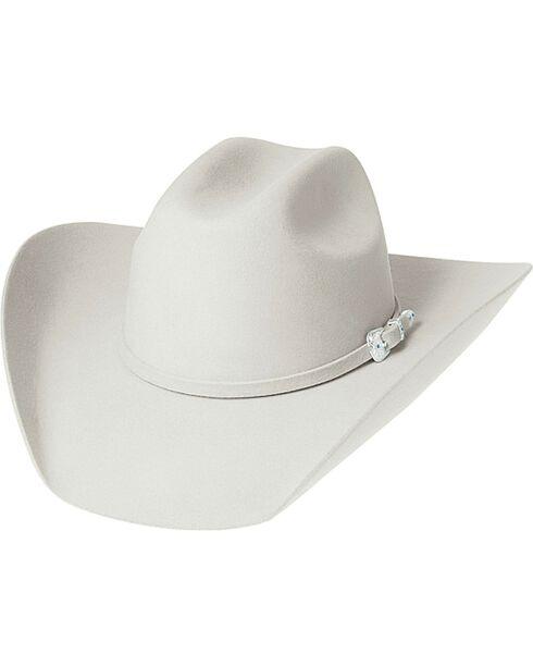 Bullhide Legacy 8X Fur Blend Cowboy Hat, , hi-res
