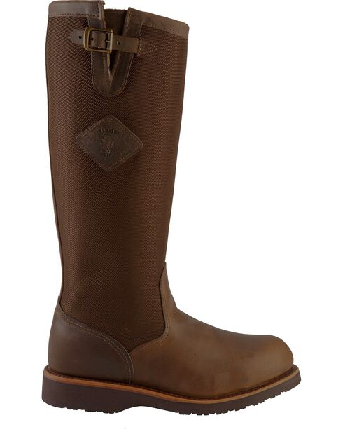 Chippewa Men's Steel Toe Snake Boots, Bay Apache, hi-res