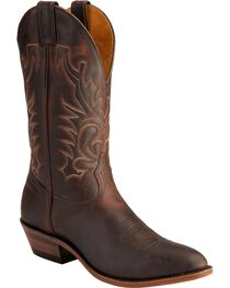 "Boulet Men's 13"" Medium Cowboy Toe Boots, , hi-res"