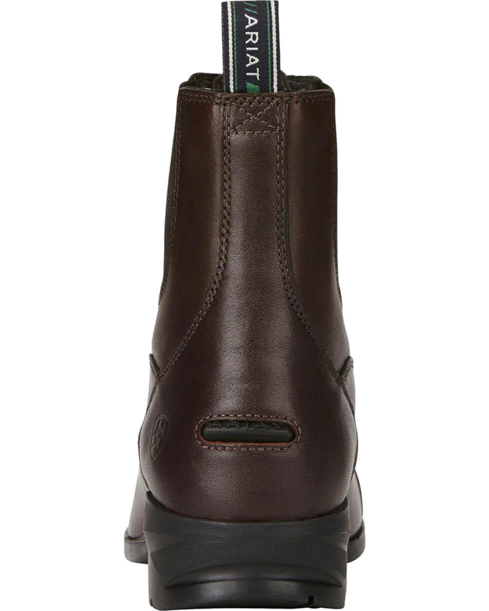 Ariat Women's Heritage IV Zip Paddock Boots, Lt Brown, hi-res