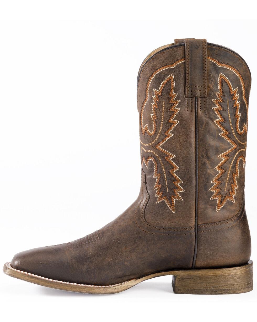 Ariat Men's Tan Circuit Dayworker Western Boots - Square Toe , Tan, hi-res