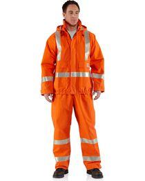 Carhartt Flame Resistant Rain Jacket, , hi-res