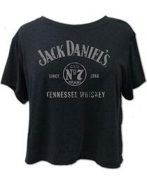 Jack Daniel's Women's Tennessee Whiskey Crop Tee , , hi-res