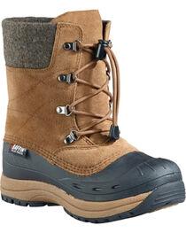 Baffin Women's Arnaq Waterproof Suede Rubber Shell Winter Boots , , hi-res
