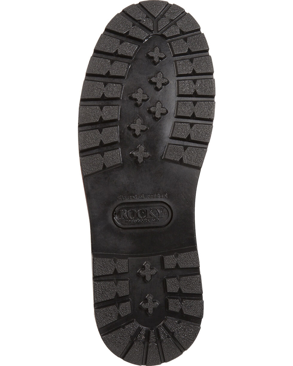 Rocky Men's Eliminator Boots, Black, hi-res