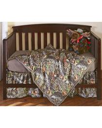 Carstens Mossy Oak Break-Up Camo Crib Set - 3 Piece , , hi-res