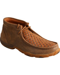 Twisted X Women's Driving Moc Toe Shoes, , hi-res