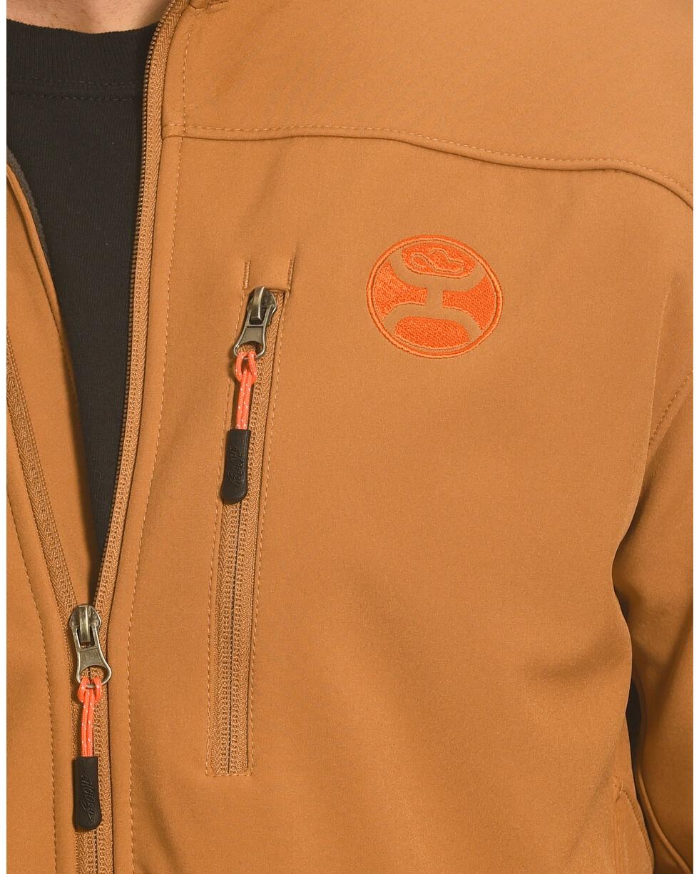 Hooey Men's Tan Softshell Jacket, , hi-res