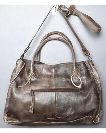 Bed Stu Women's Rockaway Taupe Driftwood Handbag, Olive, hi-res