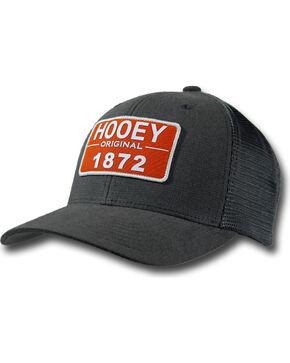 Hooey Men's Original Trucker Cap, Black, hi-res