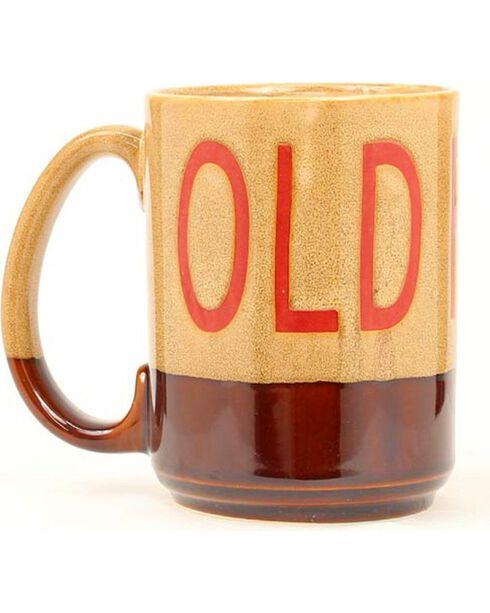 M&F Old Fart Coffee Mug, Brown, hi-res