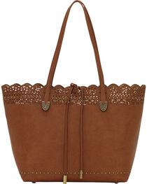 Bandana by American West Darlington Collection Day Tote, , hi-res