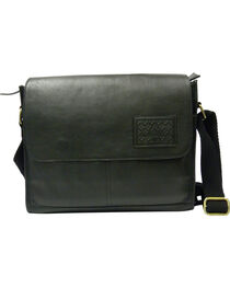 Designer Concealed Carry iBag Messenger Bag, , hi-res