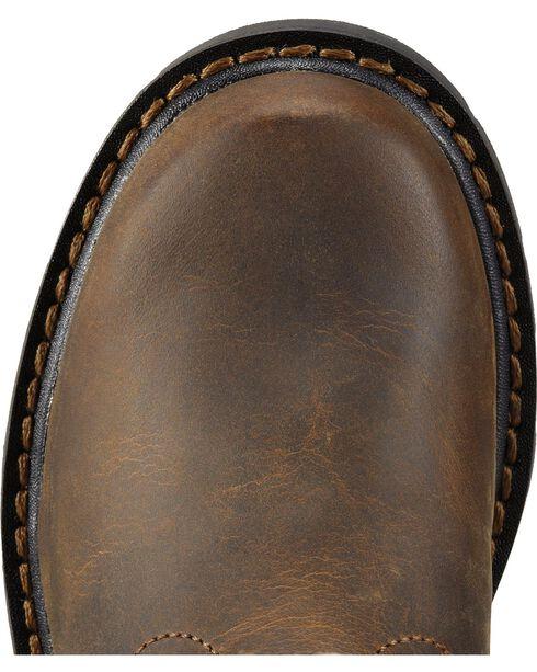 Ariat Kid's Sierra Western Boots, Brown, hi-res