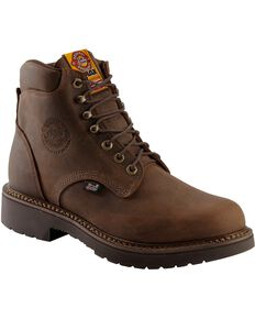 Men S Justin Original Workboots Boot Barn