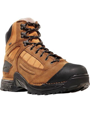 """Danner Men's Instigator GTx 6"""" Outdoor Boots, Brown, hi-res"""