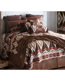 Carstens Pecos Trail Queen Bedding - 5 Piece Set, , hi-res