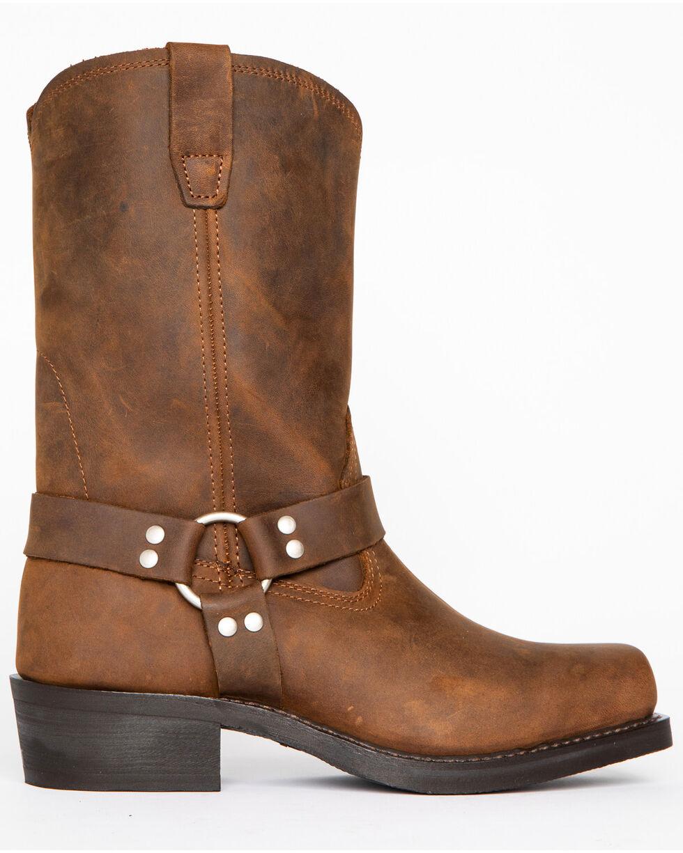 Cody James® Men's Harness Boots, Brown, hi-res