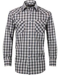 Pendleton Men's Square Patterned Long Sleeve Shirt, , hi-res