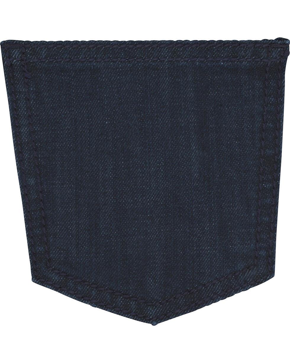 Wrangler Women's Dark Wash Retro Mae Skinny Jeans, Dark Blue, hi-res