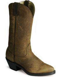 Durango Distressed Cowgirl Boots, , hi-res