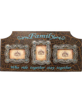 M&F Family Wall Picture Frame, Multi, hi-res